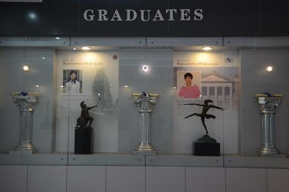 天津外国语大学附属外国语学校教育展厅图片03