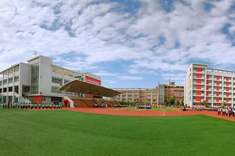 西安高新国际学校学校风景图集