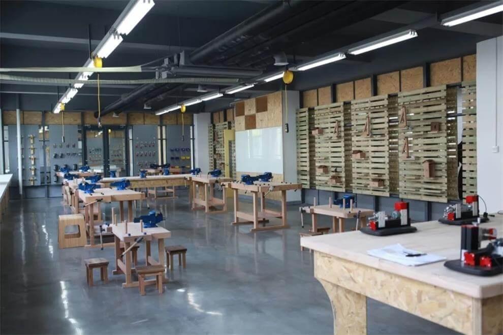 西安高新国际学校教学环境图集