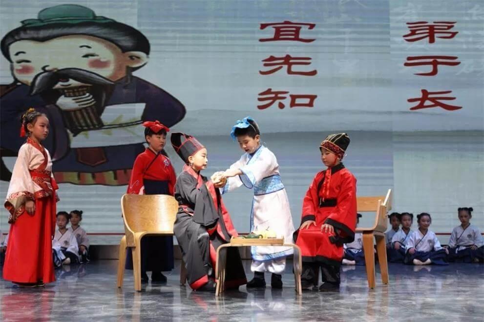 西安高新国际学校人文节成果展图集