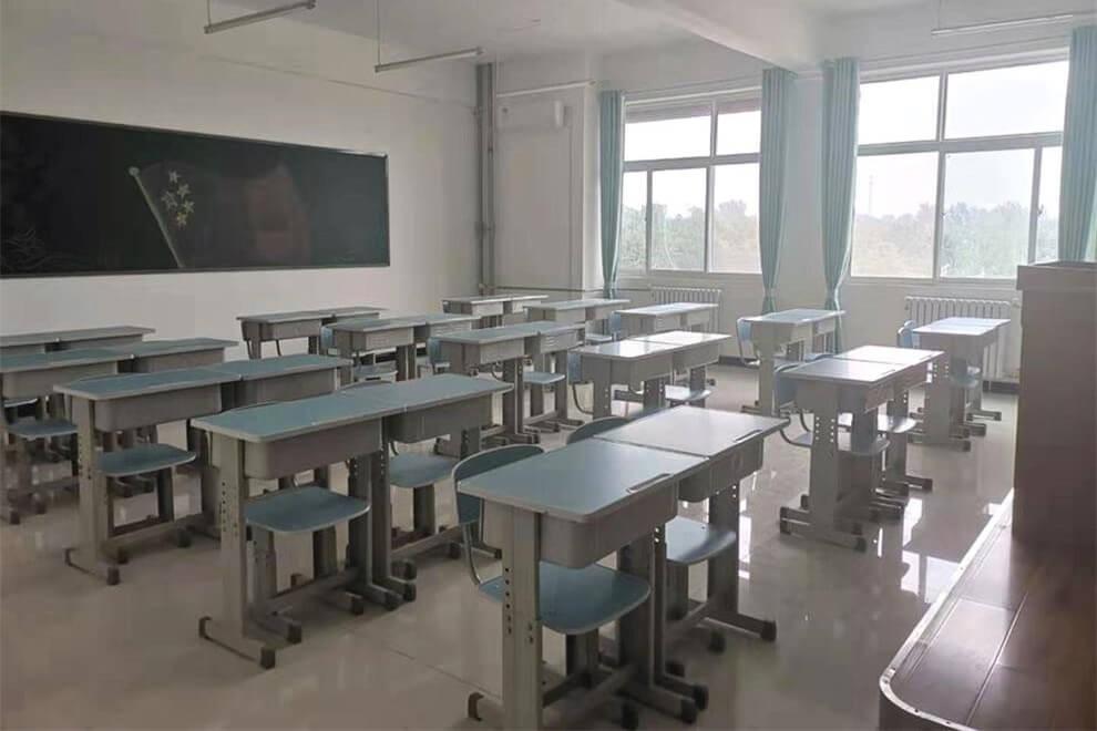 西安科大高新国际课程中心教室环境图集