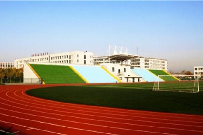 西安科大高新国际课程中心体育场所图集