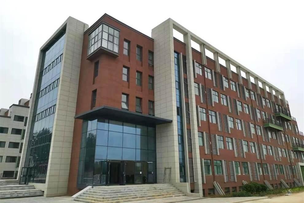 西安科大高新国际课程中心校园建筑图集