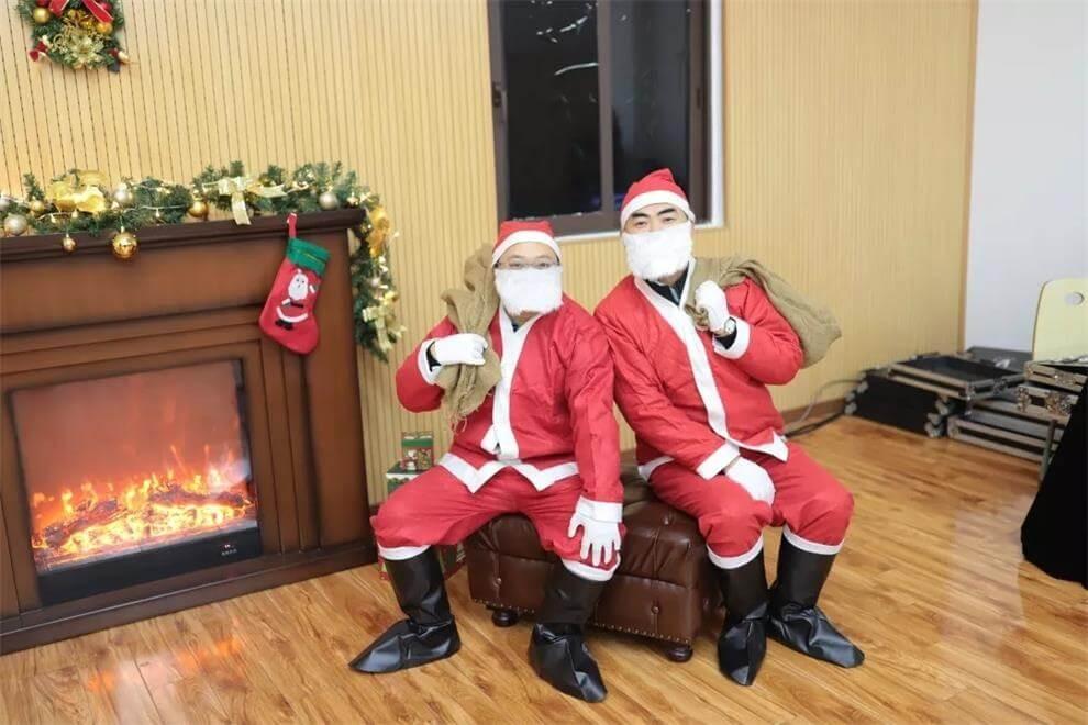 成都协同学校圣诞Party图集