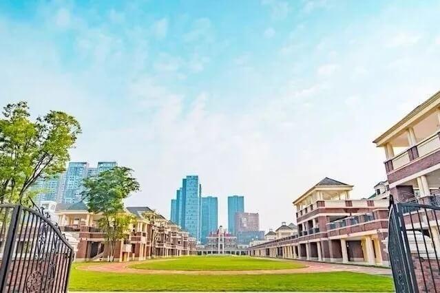 巴德美际学校成都校区校园环境图片01