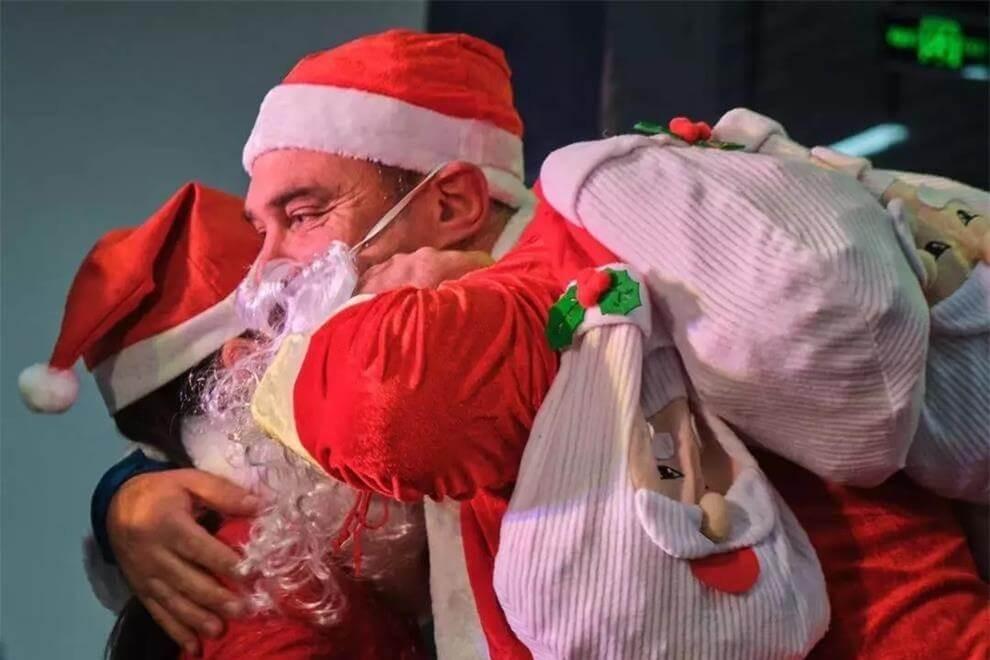巴德美际学校成都校区圣诞节活动图集