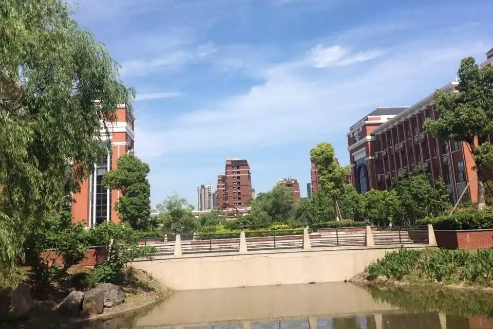 浙江省舟山中学国际班校园风景图片12