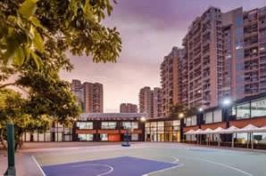 深圳国际预科学院校园环境图片01