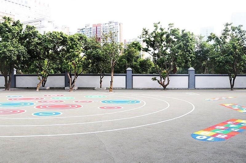 深圳IPC国际校区校园环境图集