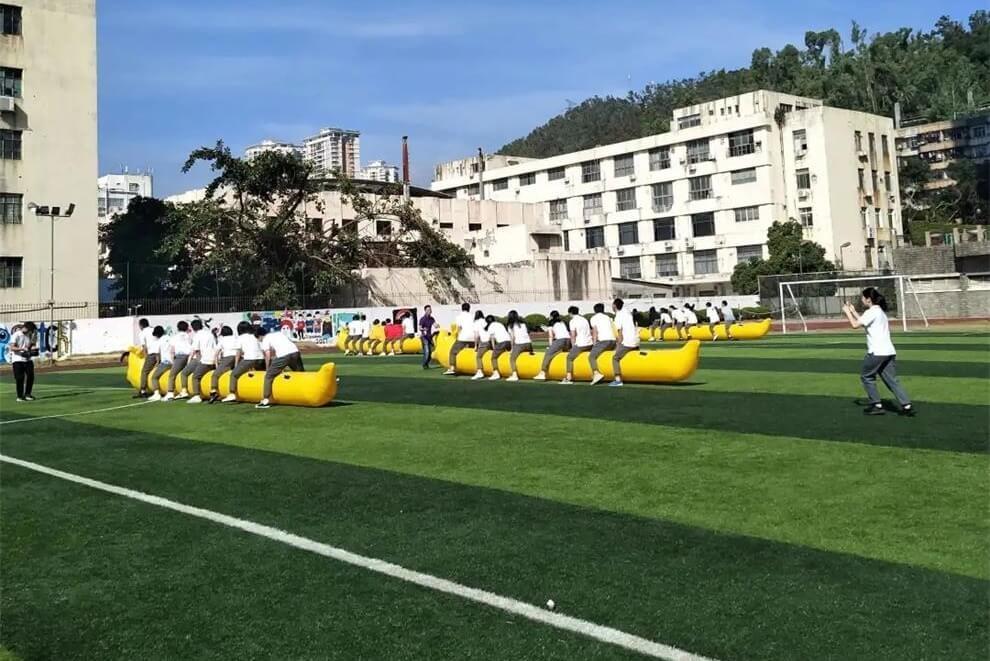 深圳奥斯翰外语学校校园风采图集