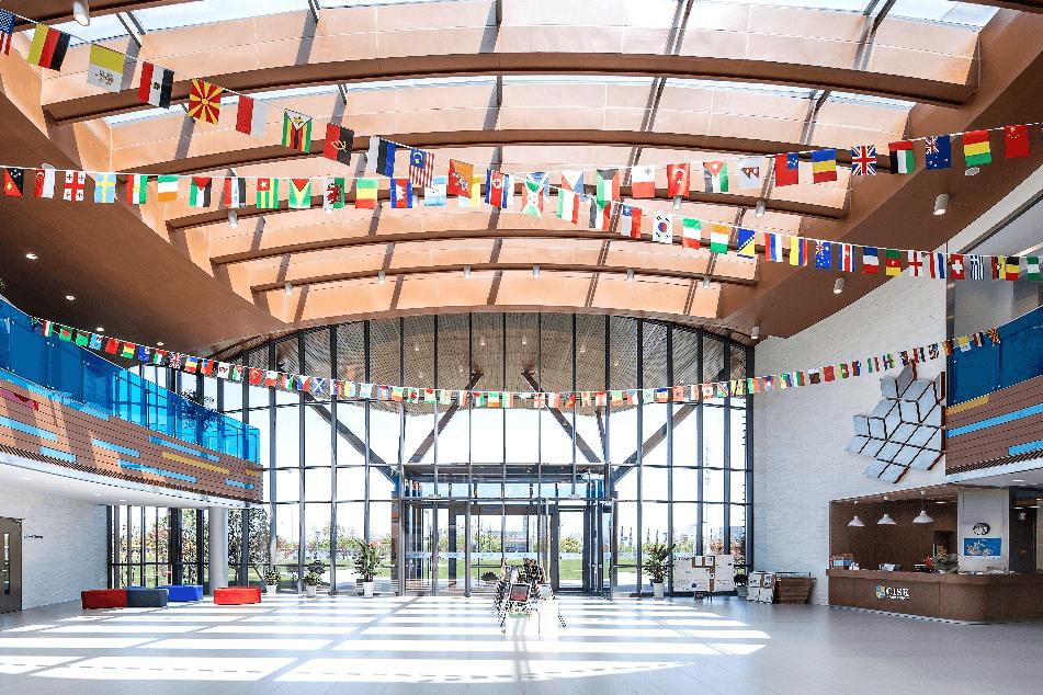 昆山加拿大国际学校校园环境图集