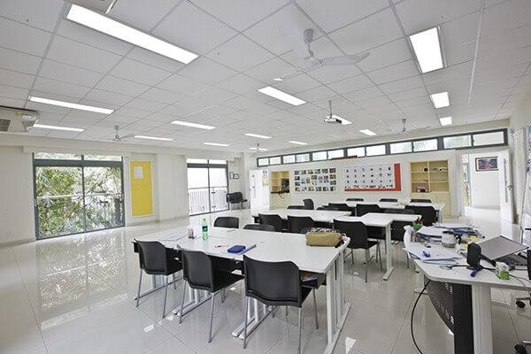 珠海德威国际高中教室图集