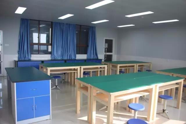 佛山市外国语学校室内环境图片04