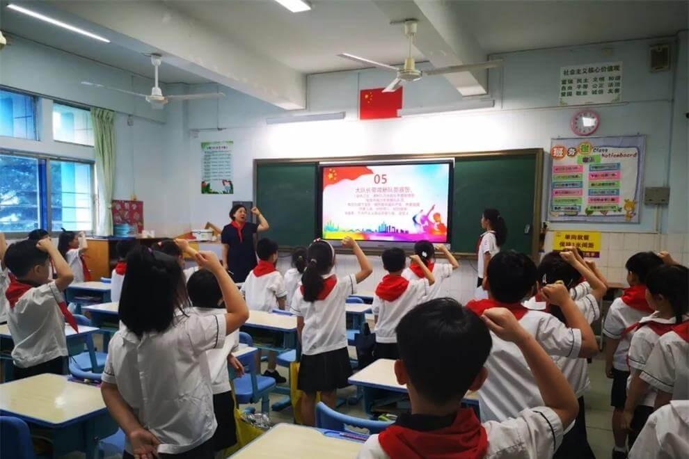 中港英文学校六一节活动图集