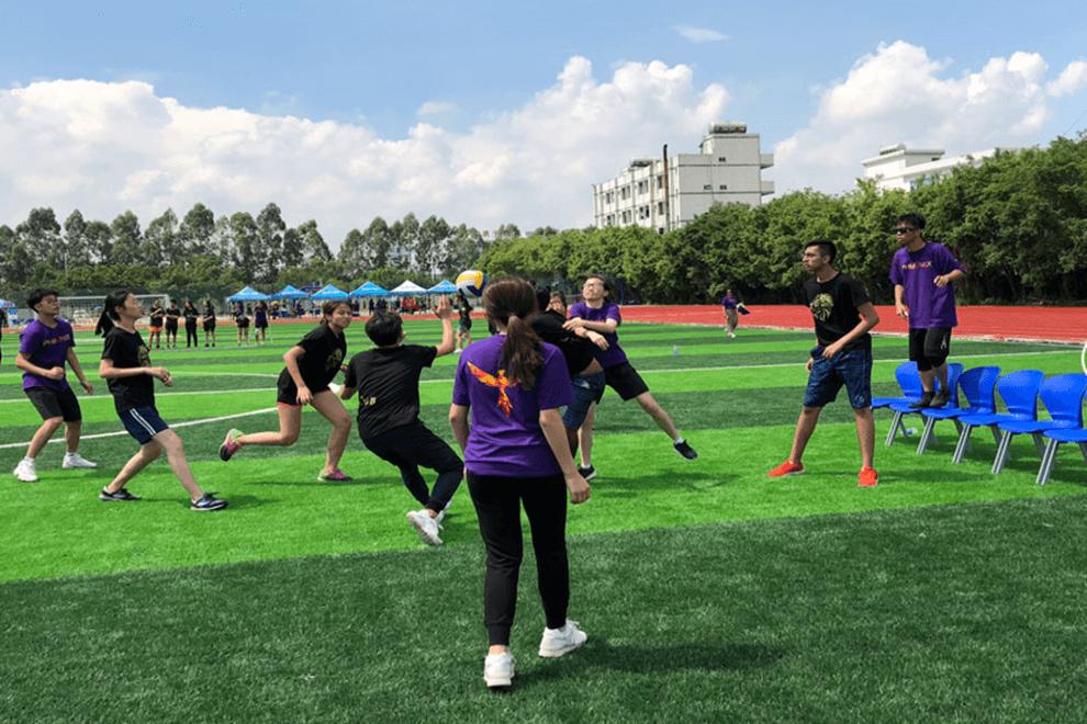 广州亚加达国际预科运动会图集03