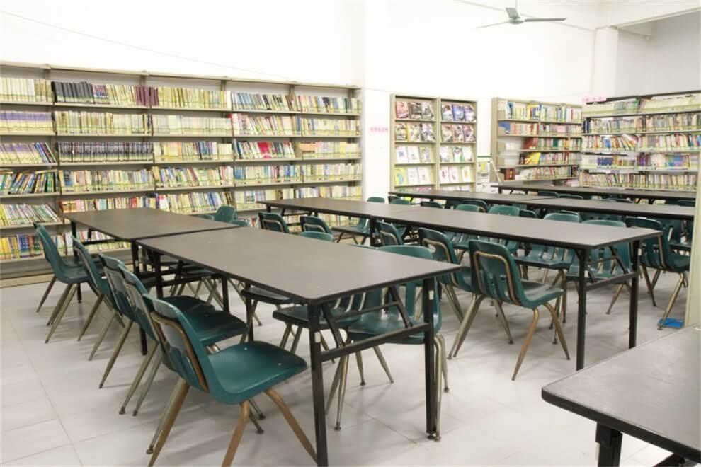 肇庆加美学校图书馆图集