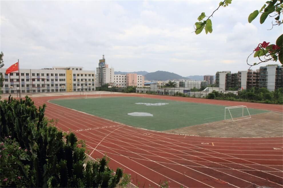 肇庆加美学校运动场所图集