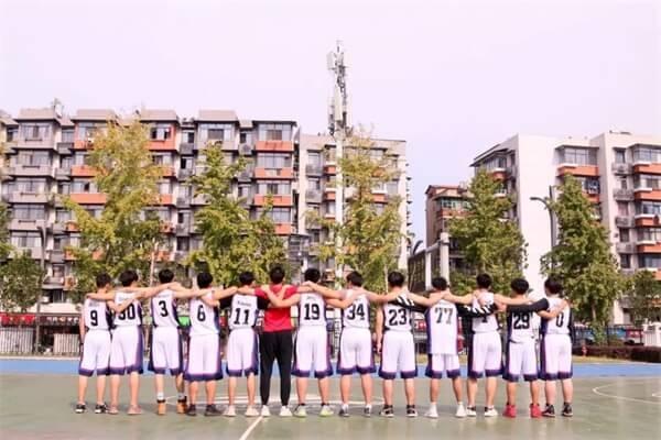 武汉市第六中学国际部篮球活动图集