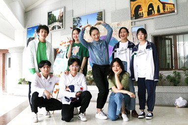 武汉市第六中学国际部舞蹈社图集