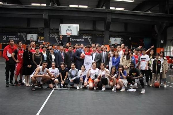 郑州基石中学国际部篮球比赛图集