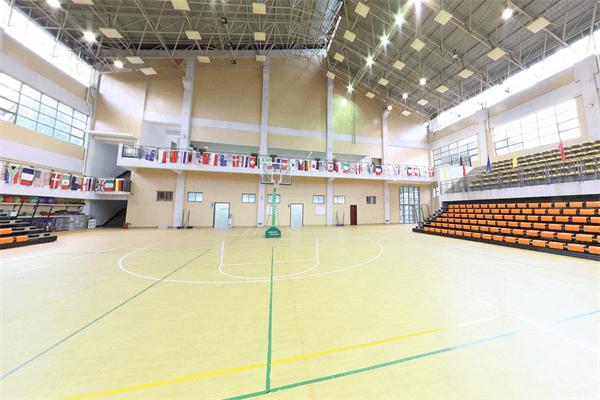 重庆耀中国际学校篮球场图集