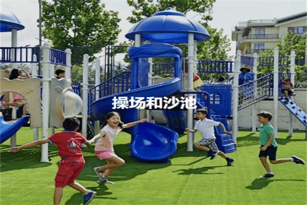 青岛MTI国际学校操场图集