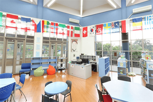 重庆耀中国际学校图书馆图集
