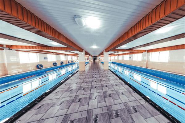 铁岭枫树岭国际学校游泳馆图集