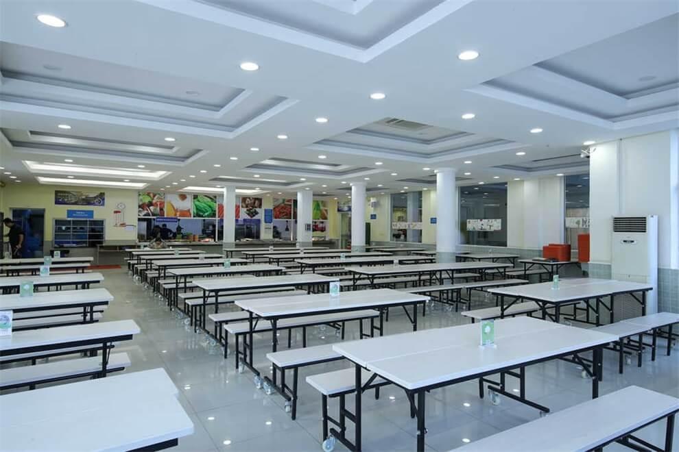 上海闵行区协和双语教科学校学生食堂图集