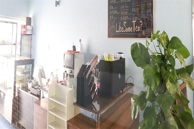上海诺美学校咖啡厅图集