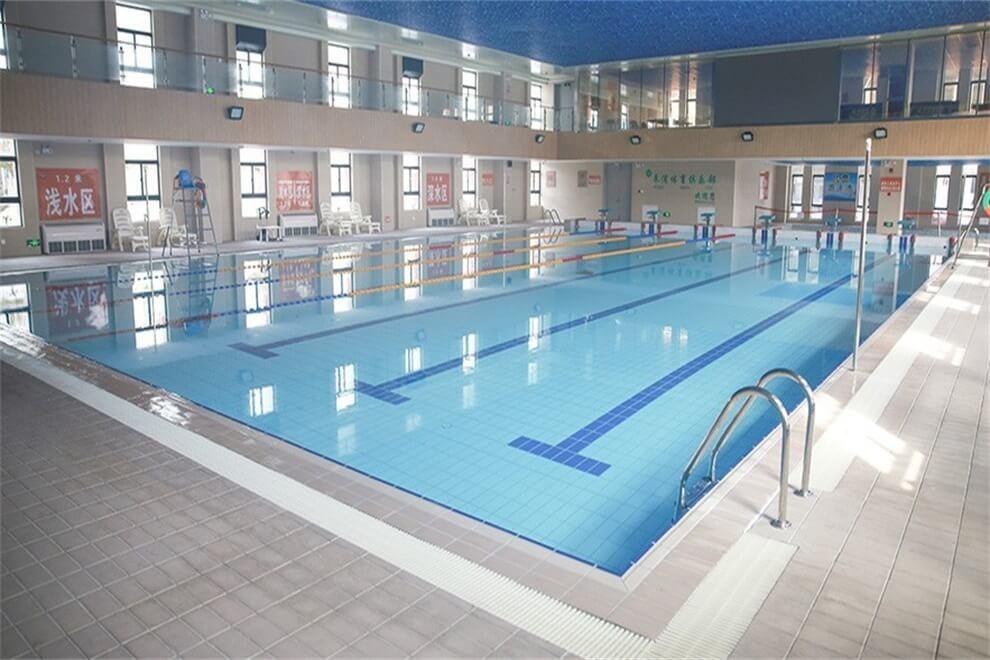 上海帕丁顿双语学校游泳池图集