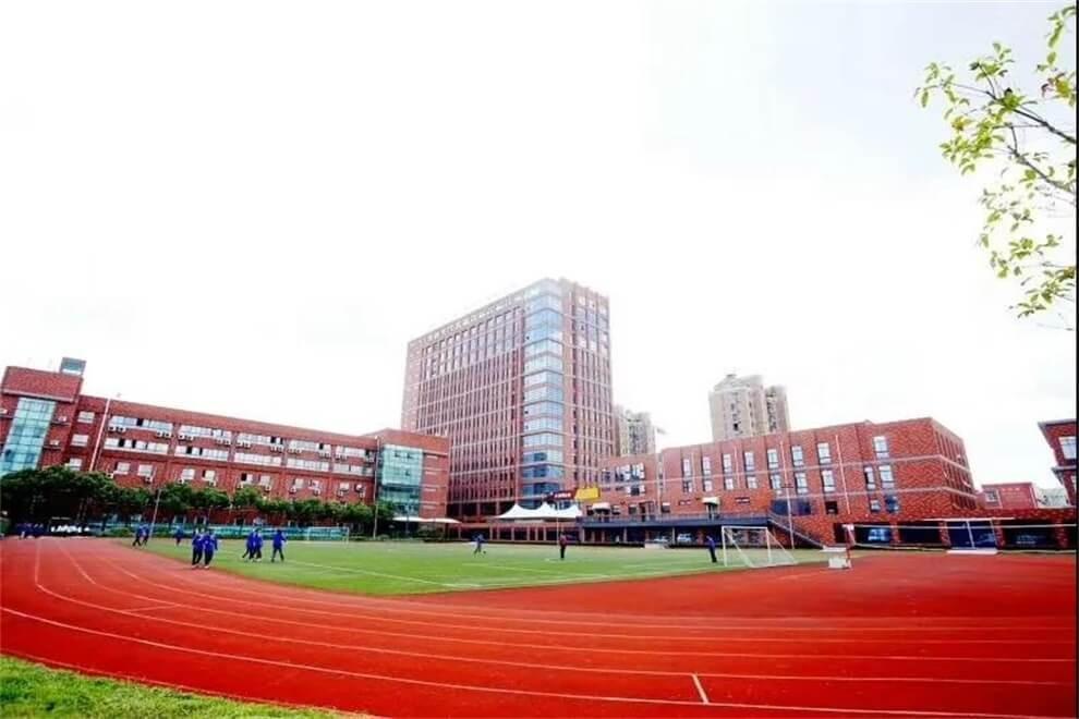 上海帕丁顿双语学校运动场地图集