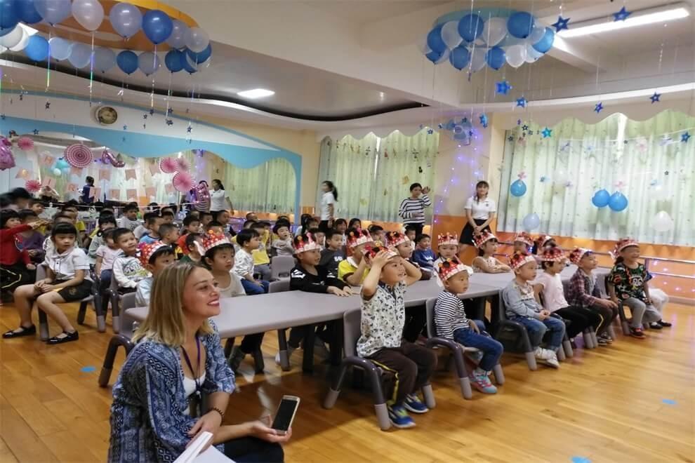 东莞市翰林实验学校国际部生日会(幼儿园)图集