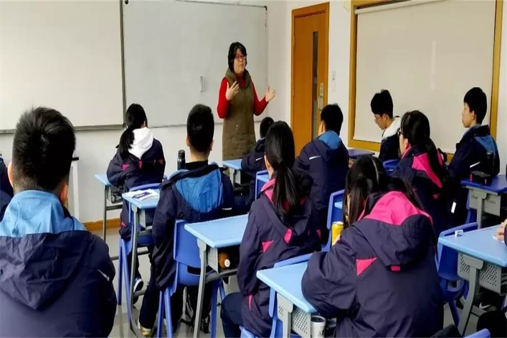上海澳大利亚国际高中课堂学习图集