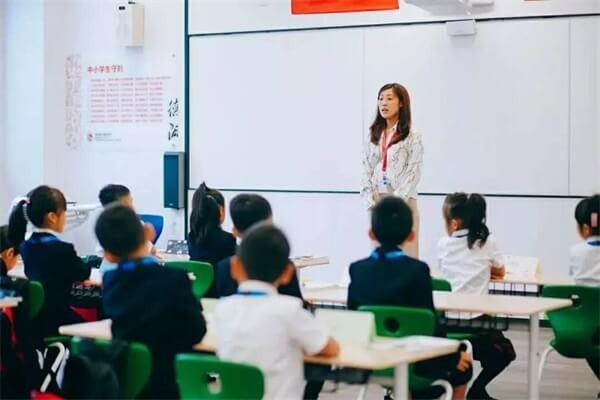 北京德闳学校课堂学习图集
