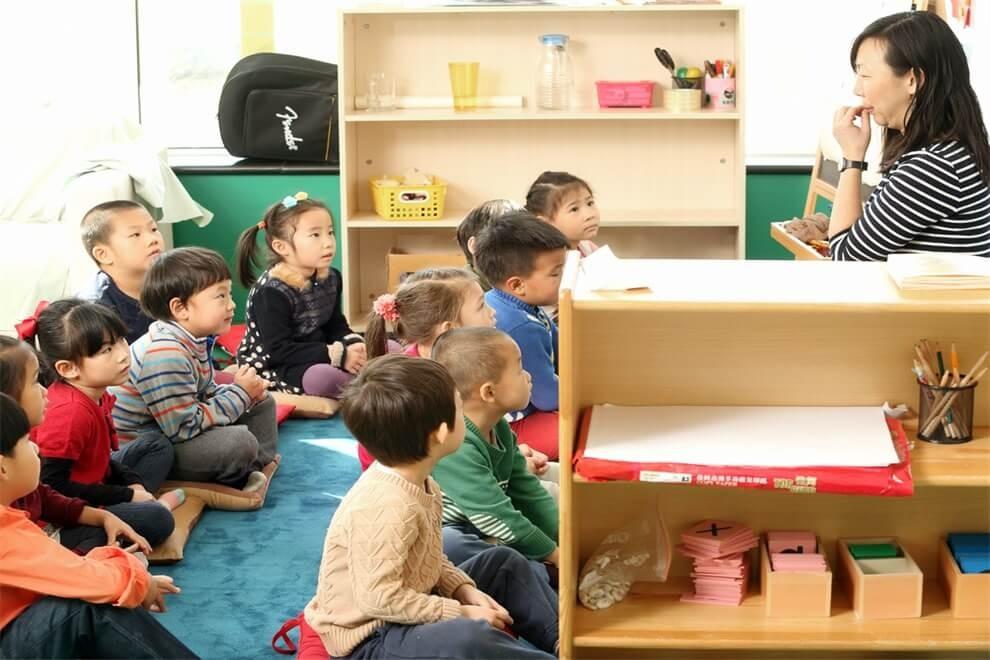 Muffy's博识梦飞幼儿园课堂学习图集