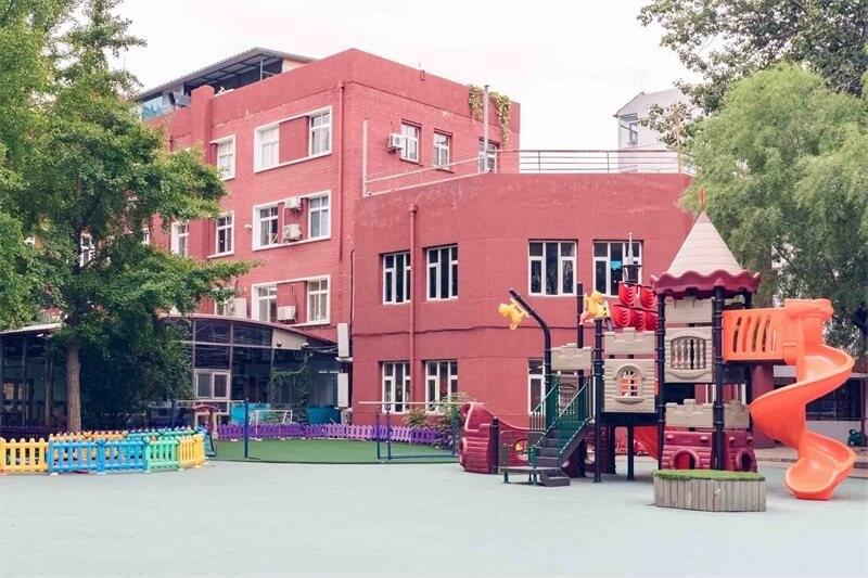 北京凯斯旗舰园校园环境图集