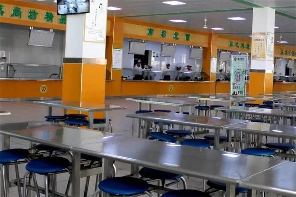 河北联邦国际学校国际部食堂图集