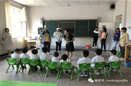青岛国开中学国际部幼儿园幸福农场之行图集