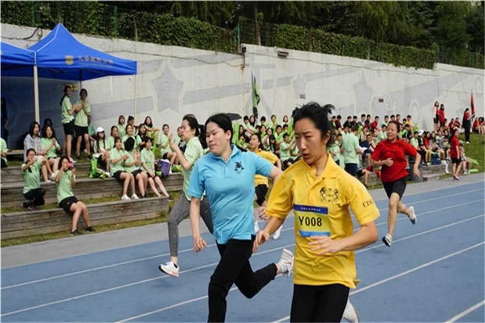 青岛孔裔国际公学运动会图集03