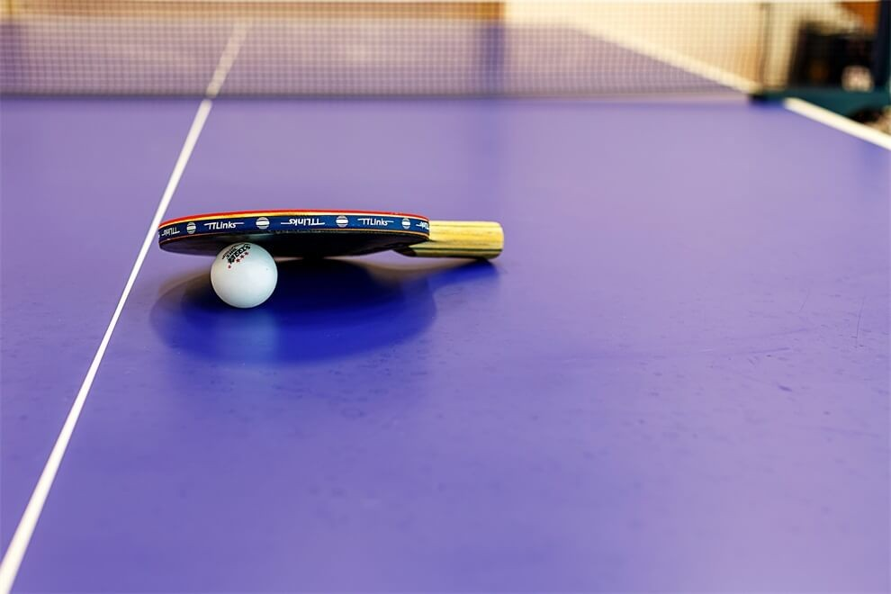 青岛孔裔国际公学乒乓球图集