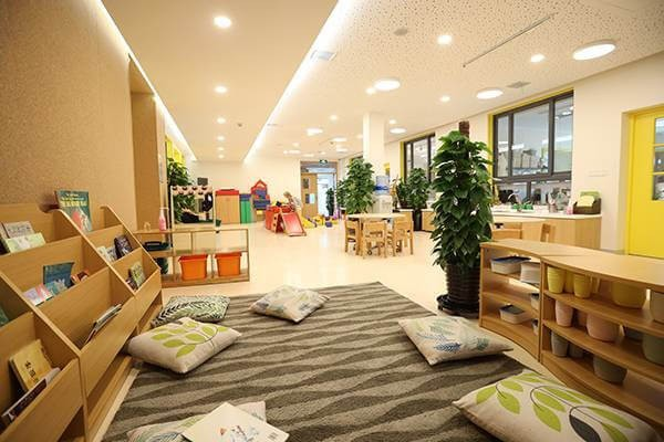 上海德威外籍人员子女学校幼儿园图集
