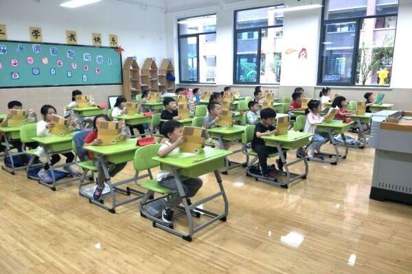 南京汉开书院课堂学习图集