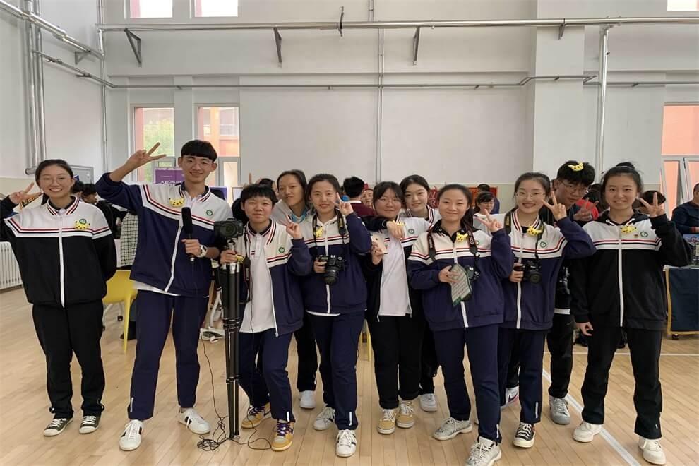 山东淄博实验中学国际部摄影社团图集
