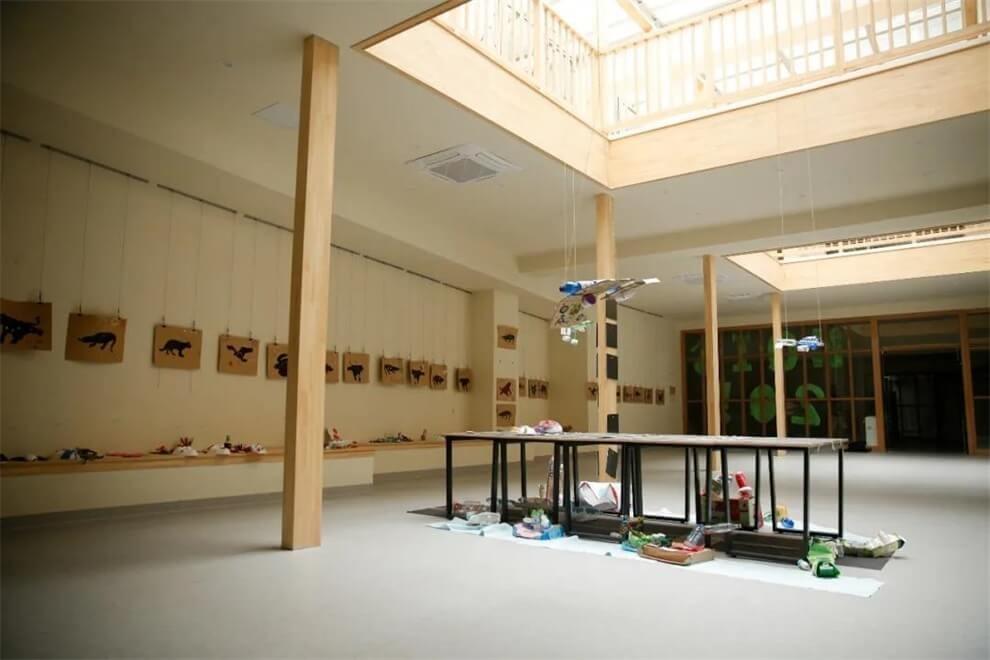 上海虹桥国际外籍人员子女学校艺术中心图集
