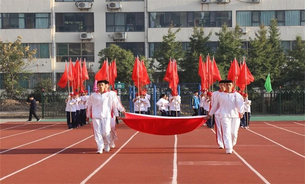 山东省淄博第十一中学国际部田径运动会图集