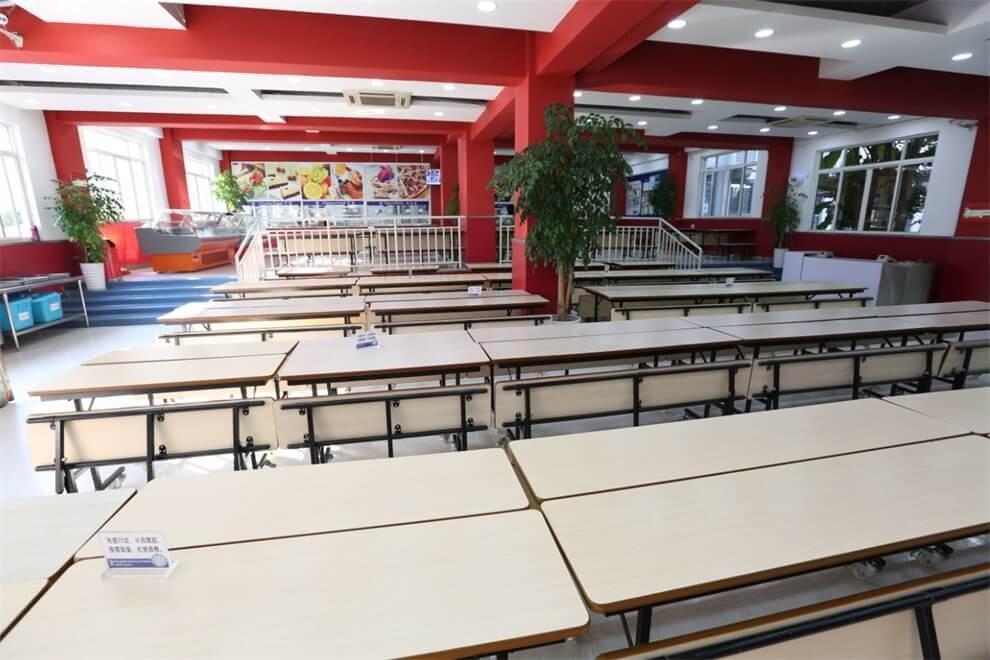 上海协和双语高级中学餐厅图集