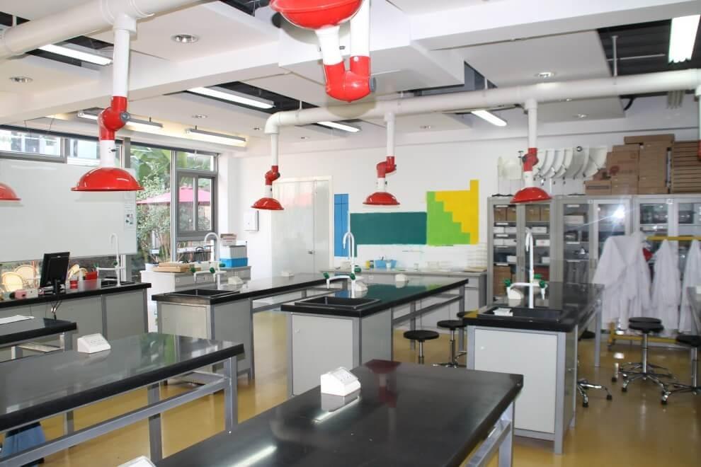 上海协和双语高级中学实验室图集