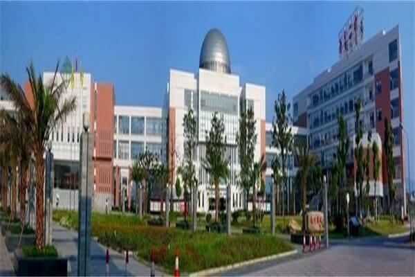 南昌二中中加国际高中校园风景图集