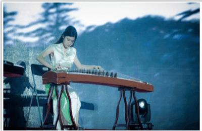 南昌力迈中美国际学校古筝表演图集